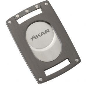 Xikar Xi Ultra Slim Cigar Cutter Gunmetal [CL0719]-www.cigarplace.biz-22
